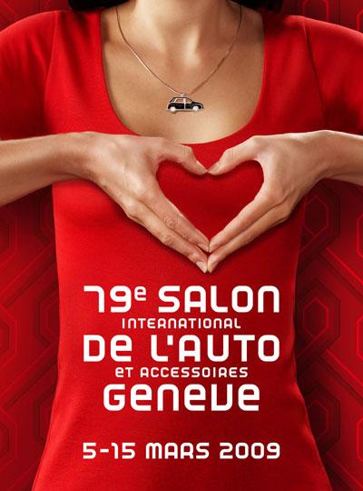 Salon de Genève 2009 en vidéo (Vidéo) Visite virtuelle