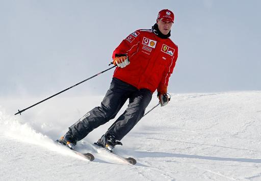 Michael Schumacher entre la vie et la mort (Vidéos)