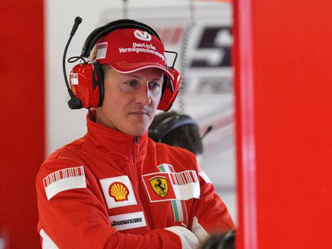 Schumacher patron de Ferrari ? A la tête de l'ensemble de Ferrari