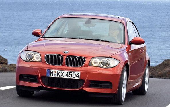 BMW Série 1 coupé La petite Série 3