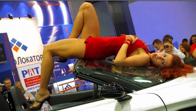 Chaudes femmes russes sexy