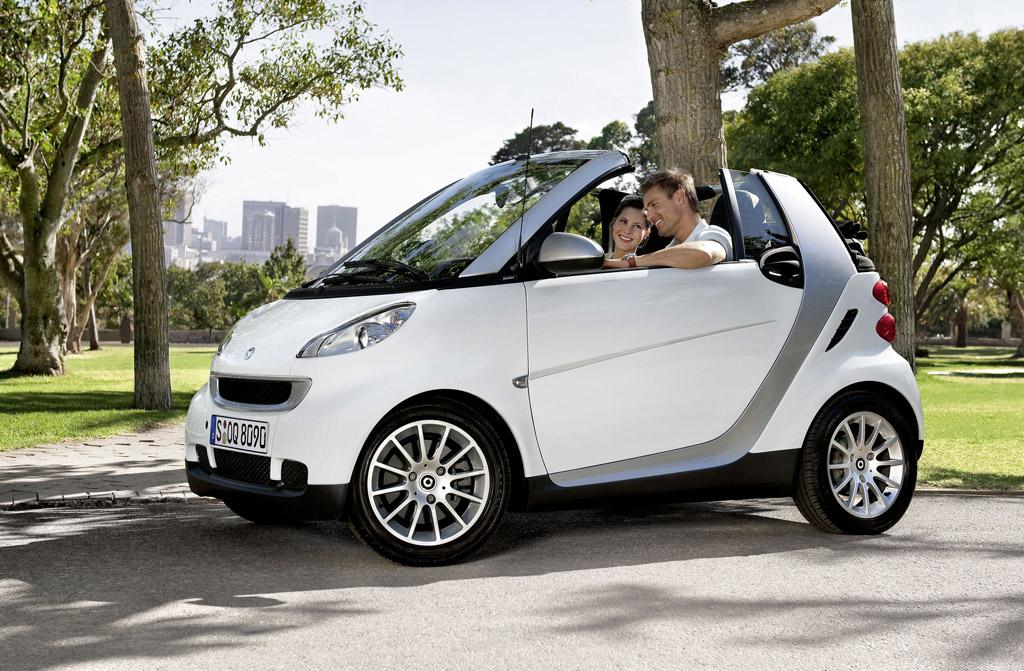 Smart Fortwo cdi 86 gr CO2  Nouveau record écologique