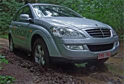 SsangYong Kyron M200 XDi AWD S Un classe M coréen