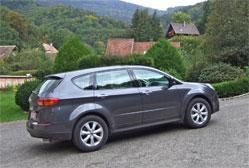 Subaru B9 Tribeca 3.0R Pour une clientèle plus huppée que les actuels habitués