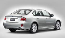 Subaru Legacy Subaru a opté pour la discrétion japonaise