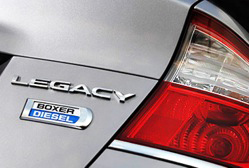 Essai Subaru Legacy 2.0 D Executive  Une sérénité impressionnante au volant