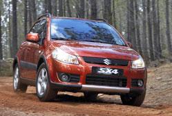 Suzuki SX4 1.5e Grand Luxe Un SUV citadin