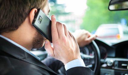Le téléphone portable serait à l'origine de 10% des accidents de la route