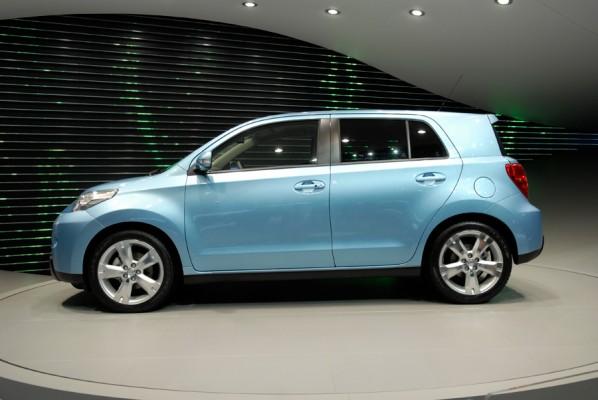 Concept Car dans le segment B-SUV, 5 places, design distinctif et avancé, combine de nouveaux moteur...
