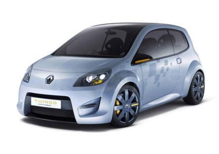 Twingo Concept Sur nos routes dans 6 mois