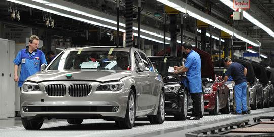 Le rappel des BMW