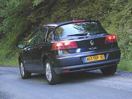 L'affaire de la Vel Satis folle de l'A71 en 2004