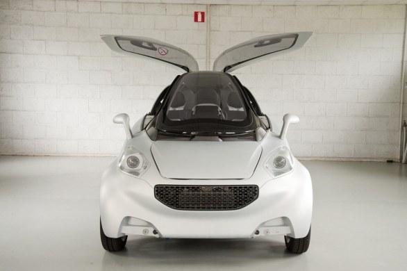 Découvrez un nouveau mode de transport : Peugeot Vélv (Vidéo)