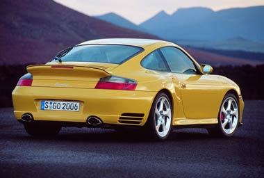 VGT pour Porsche Turbo Technologie du turbo à géométrie variable (VTG)