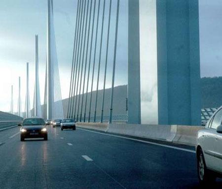Viaduc de Millau L'événement