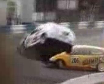 Compilation de crash de Rallye (Vidéo) Très impressionnant mais jamais de victime.