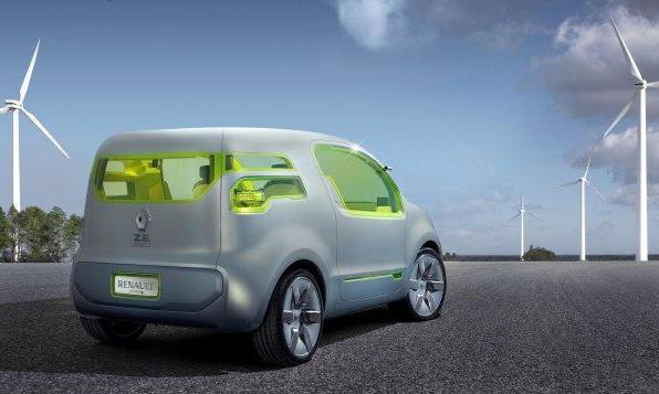 La voiture électrique de Renault dès 2009 C'est même mieux qu'un turbo