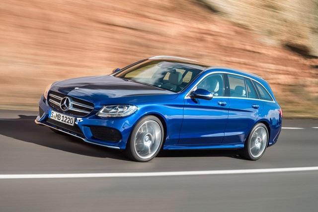 Nouvelle Mercedes Classe C Break, celle qui prendra rendez-vous chez votre concessionnaire! (Vidéo)