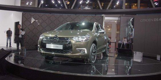 Election de la voiture la plus belle de l'année La Citroën DS4 élue voiture plus belle de l'année 2010