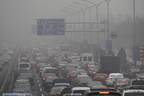 Respirer de l'air pur dans une voiture, voila ce qui se d�veloppe de plus en plus et notamment en Ch...