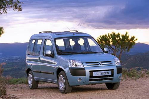 Après les Renault Mégane et la Peugeot 208, c'est au tour des Citroën Berlingo pour renforcer l'Arse...