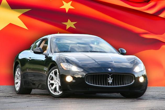 Les voitures de sport et les femmes chinoises Elles aiment de plus en plus ces voitures