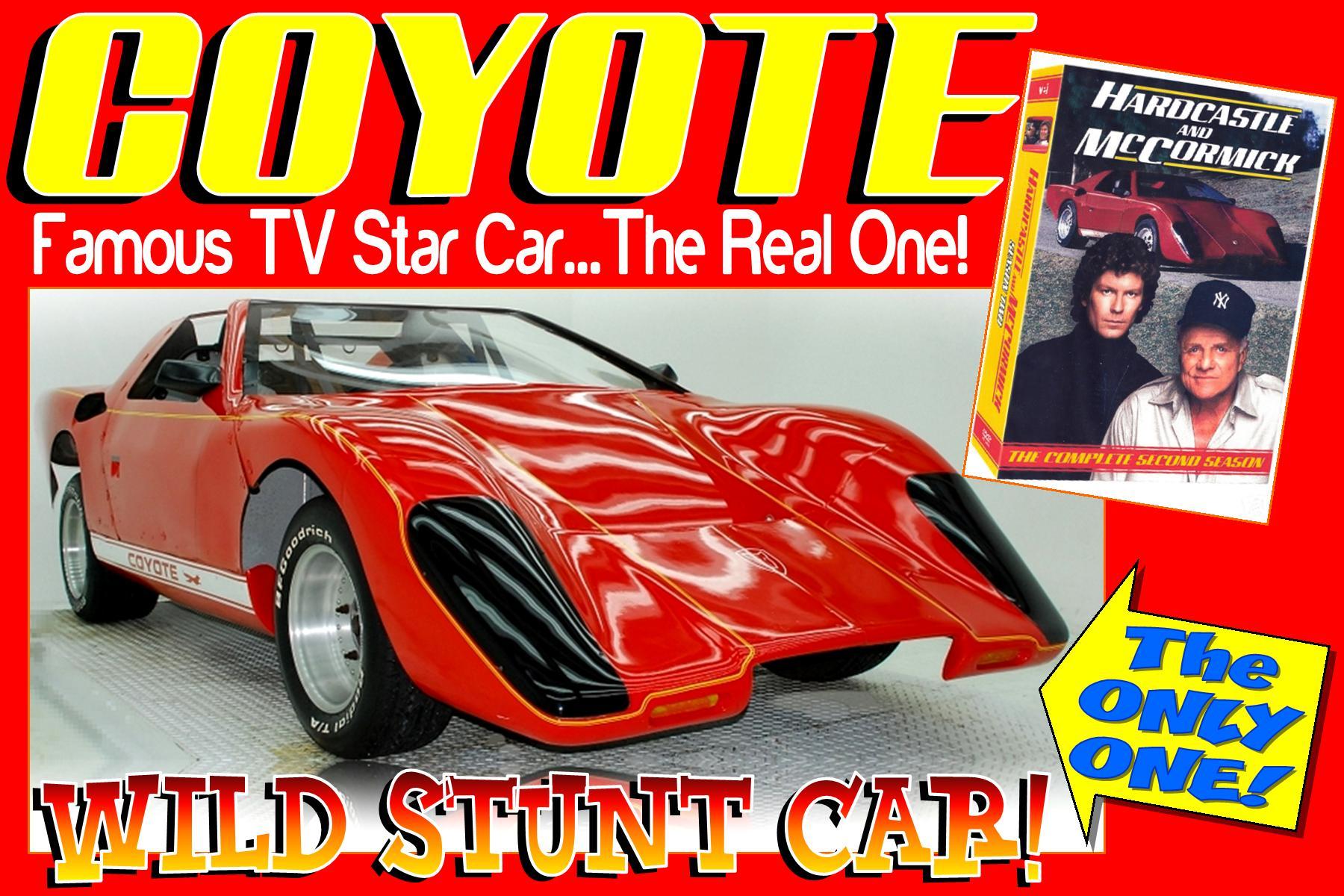 Des voitures de cinéma mises en vente