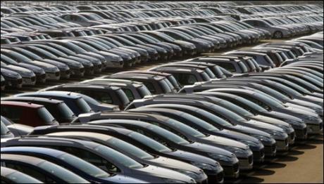 Ventes de voitures neuves en hausse Pour le mois de septembre 2007