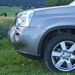 Nissan X-Trail 2.0 dCi LE 4WD-FAP (Vidéo) Particulièrement à l'aise à jouer dans la cour des grands