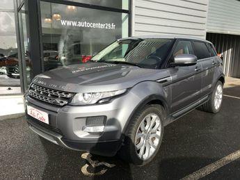 Voir détails -Land rover Range Rover 2.2 SD4 PRESTIGE BVA à Plougastel-Daoulas (29)