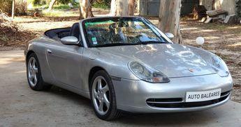 Voir détails -Porsche 911 type 996 CARRERA 4 CABRIOLET à Perpignan (66)