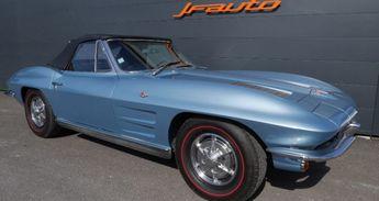 Voir détails -Chevrolet Corvette C2 CABRIOLET 5.4 V8 365 à Jonquières (84)