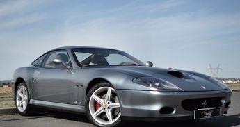 Voir détails -Ferrari 575 M Maranello F1 à Ollainville (91)