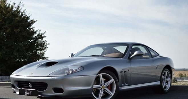Ferrari 575 575M MARANELLO F1 GRIS de