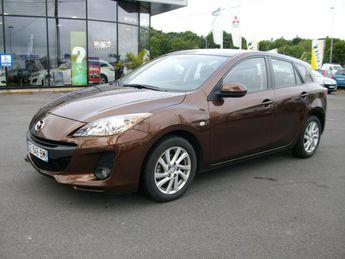 Voir détails -Mazda 3 ELEGANCE MZCD 115 à Brest (29)