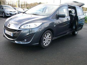 Voir détails -Mazda 5 elegance mzrcd 115 à Brest (29)
