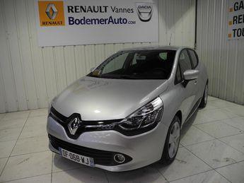 Voir détails -Renault Clio IV dCi 90 eco2 Zen à Vannes (56)