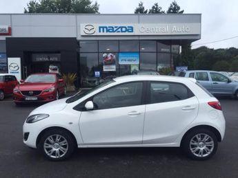 Voir détails -Mazda 2 elegance 1.6 à Brest (29)
