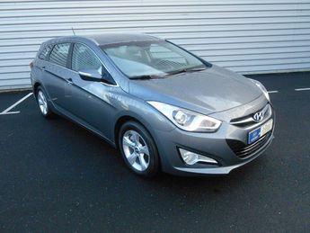 Voir détails -Hyundai I40 1.7 CRDi115 PACK Business Blue Drive à Brest (29)