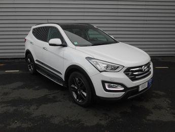 Voir détails -Hyundai Santa Fe 2.2 CRDi197 4WD PACK Premium Limited BVA à Brest (29)