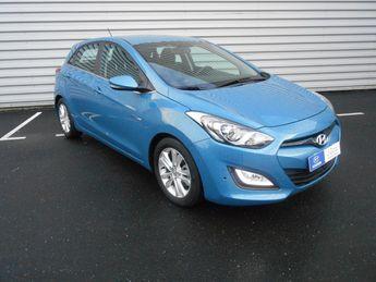 Voir détails -Hyundai I30 1.6 CRDI110 PACK Sensation Blue Drive 5p à Brest (29)