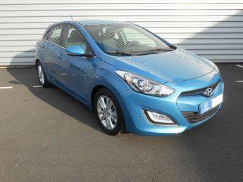 Voir détails -Hyundai I30 1.6 CRDI110 PACK Business Blue Drive 5p à Brest (29)