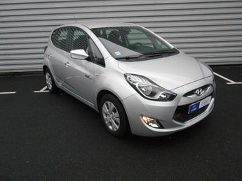 Voir détails -Hyundai Ix20 1.6 CRDi115 PACK Business Blue Drive à Brest (29)