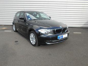 Voir détails -BMW Serie 1 118dA Excellis 5p à Brest (29)