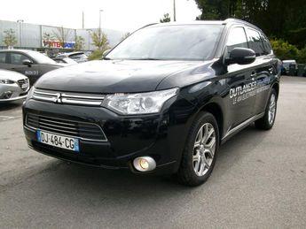 Voir détails -Mitsubishi Outlander hybride phev à Brest (29)