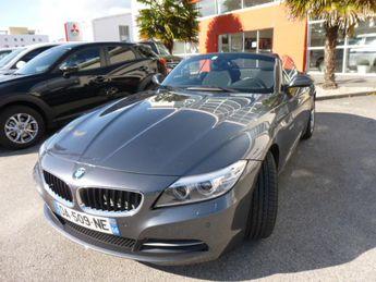 Voir détails -BMW Z4 2.0 LOUNGE BA à Vannes (56)