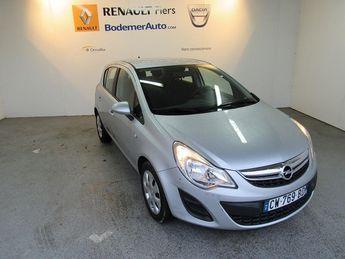 Voir détails -Opel Corsa 1.3 CDTI - 75 ch FAP Graphite à Flers (61)