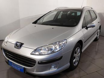 Voir détails -Peugeot 407 1.6 HDI 110 CONFORT PACK à Brest (29)