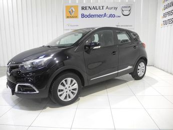 Voir détails -Renault Captur dCi 90 Energy Business à Auray (56)