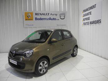 Voir détails -Renault Twingo III 1.0 SCe 70 eco2 Zen à Auray (56)